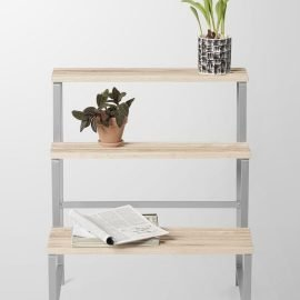 Design House Stockholm Flower pot stand ash 2