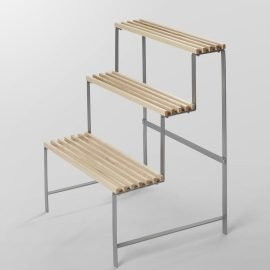 Design House Stockholm Flower pot stand ash 3