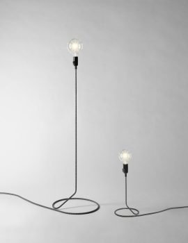 Design house Stockholm cord Lamp small big