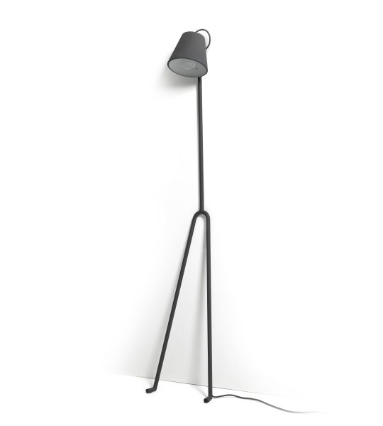 Designh house Stockholm manana lamp grey 3