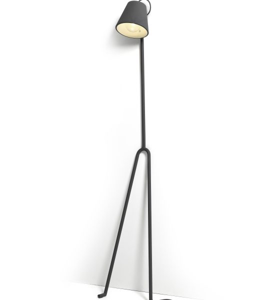 Design House Stockholm manana lamp grey 2