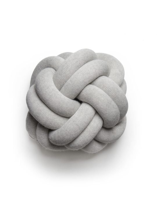 Design House Stockholm knot white grey
