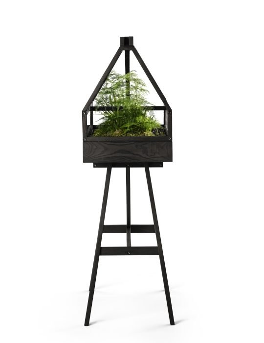 Design House Stockholm Greenhouse Dark grey 2