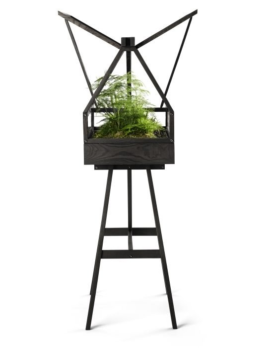 Design House Stockholm Greenhouse Dark grey 3