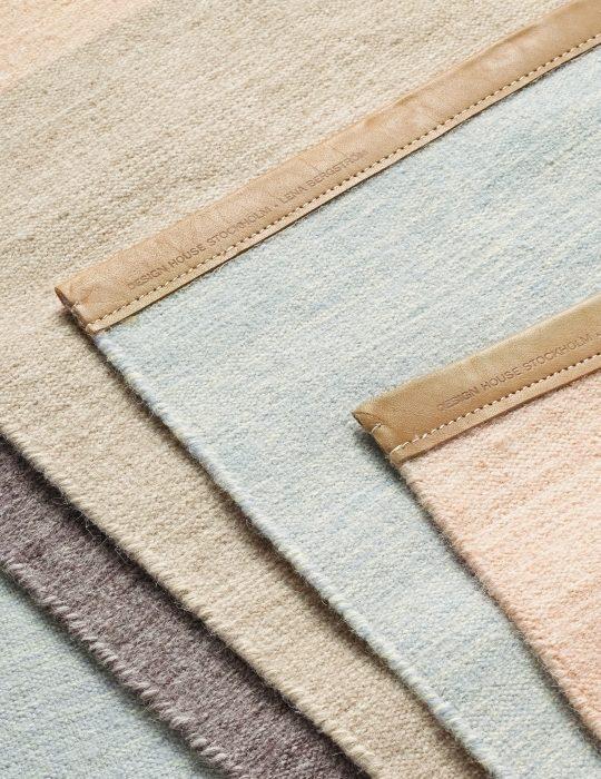 Design House Stockholm rug serie
