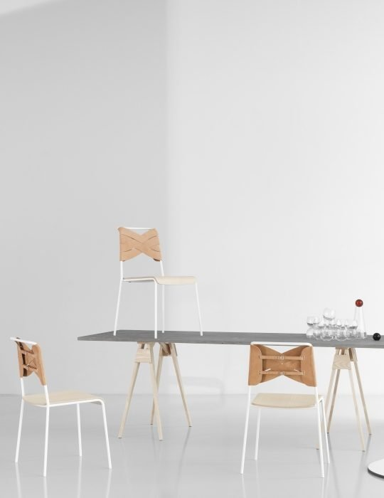 Design House Stockholm torso chair 2