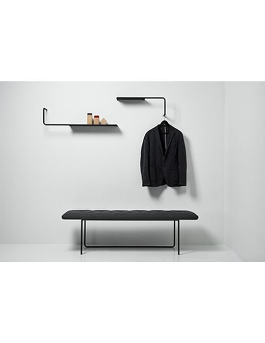 Won Design Tip Toe rack and bench