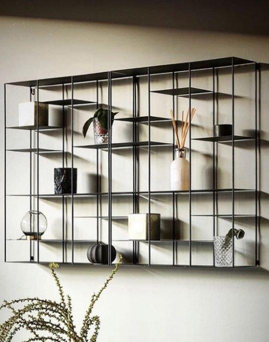 Won Design Chord Shelf Black