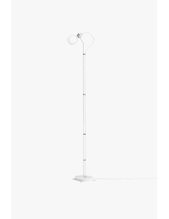 New Works Five floor lamp white 2