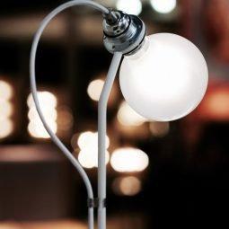 New Works Five floor lamp white 5