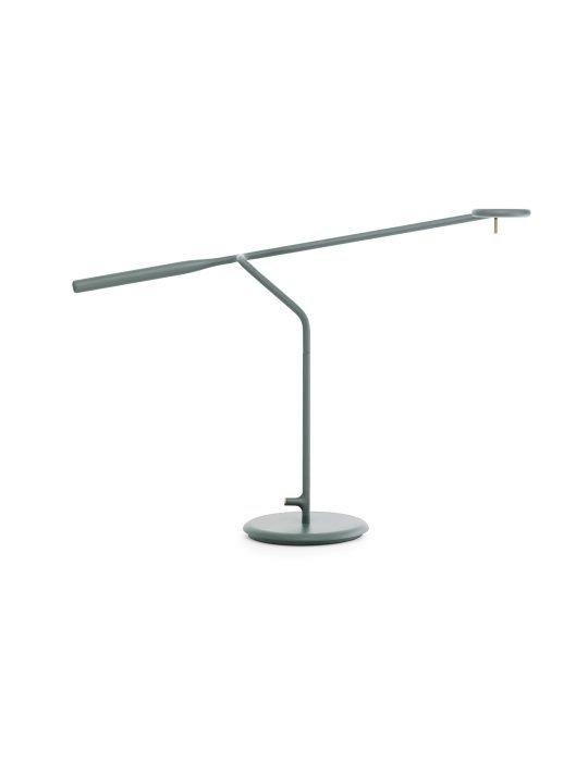 Normann Copenhagen Flow Table Lamp Dark Green