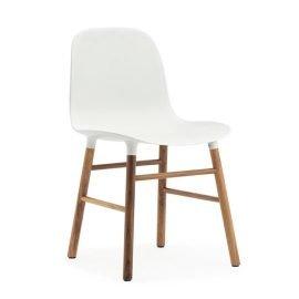 Normann Copenhagen Form Chair Walnut White