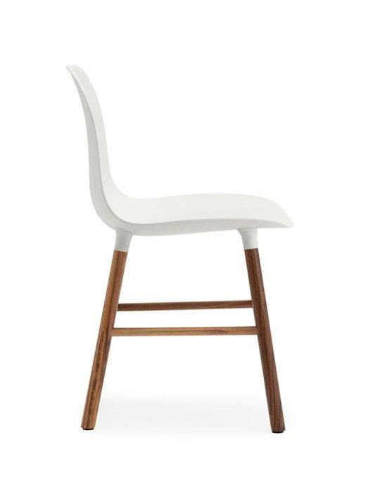 Normann Copenhagen form Chair white 2
