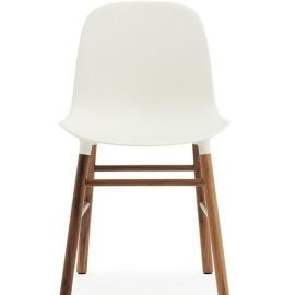 Normann Copenhagen form Chair white 3