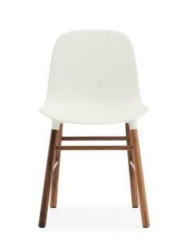 Normann Copenhagen form Chair white 3