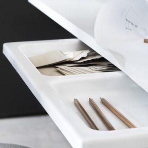 String Works drawer