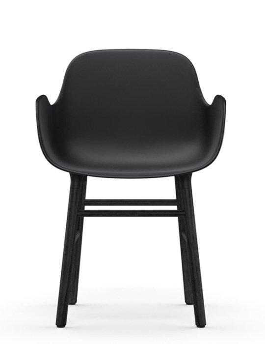Normann Copenhagen Form Chair Black Black