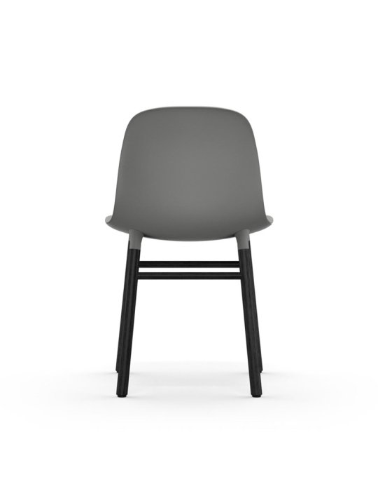 Normann Copenhagen Form Chair Black Grey 3