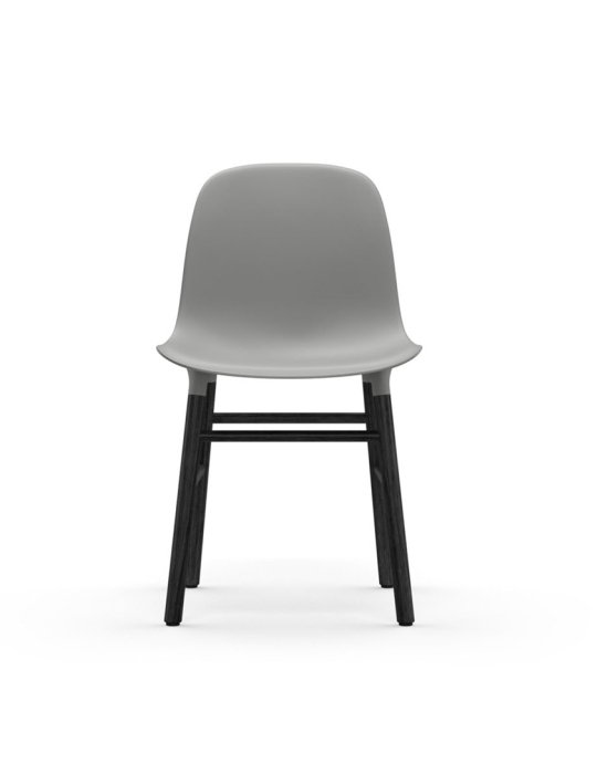 Normann Copenhagen Form Chair Black Grey
