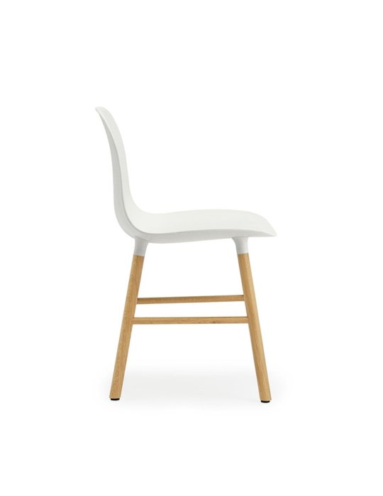 Normann Copenhagen Form Chair Oak White 2