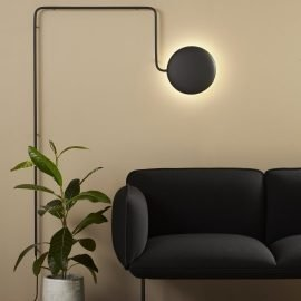 Woud Mercury Wall Lamp 2
