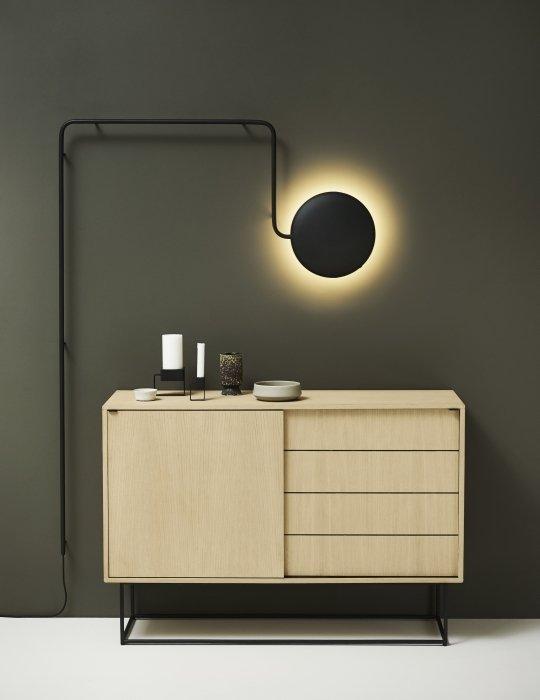 Woud Mercury Wall Lamp 3