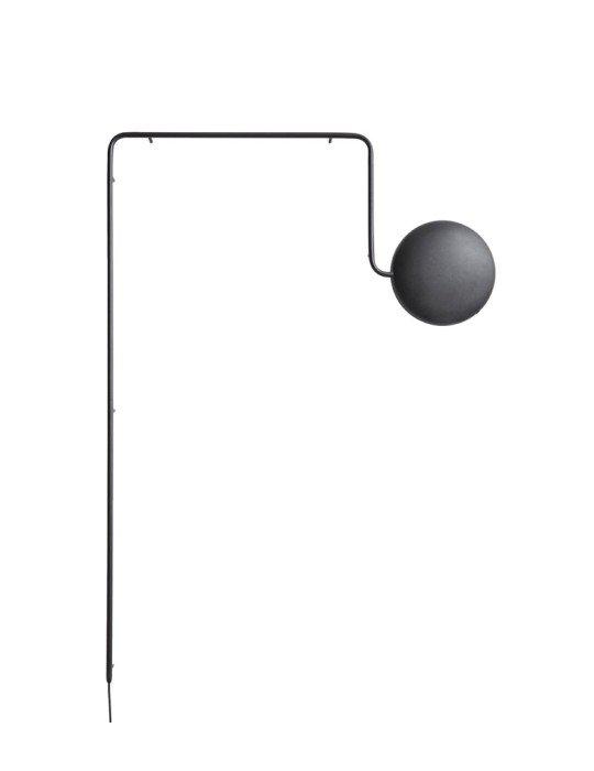 Woud Mercury Wall Lamp