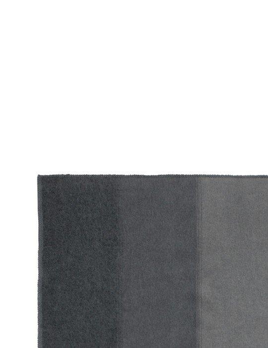 Normann Copenhagen Tint Throw Blanket grey 2