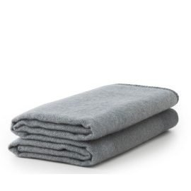 Normann Copenhagen Tint Throw Blanket grey