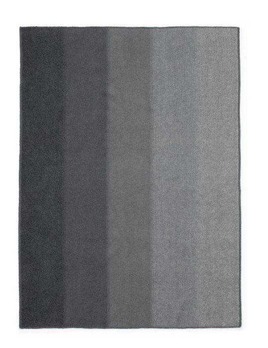 Normann Copenhagen Tint Throw Blanket grey 3