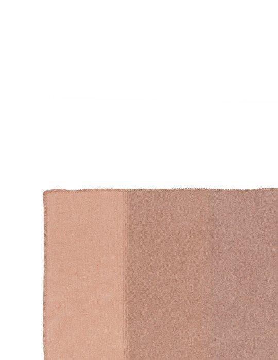 Normann Copenhagen Tint Throw Blanket nude 2