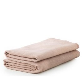 Normann Copenhagen Tint Throw Blanket nude