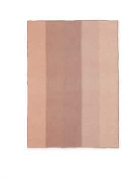 Normann Copenhagen Tint Throw Blanket nude 3