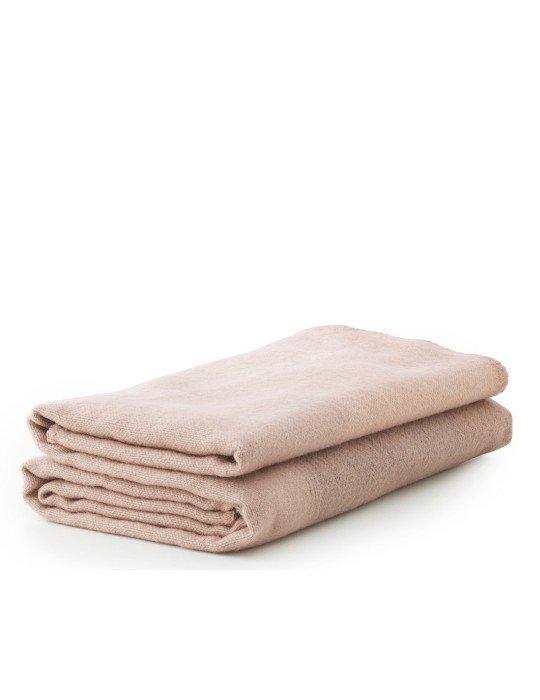 Normann Copenhagen Tint Throw Blanket nude