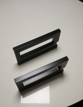 Strackk Bookend Black 2