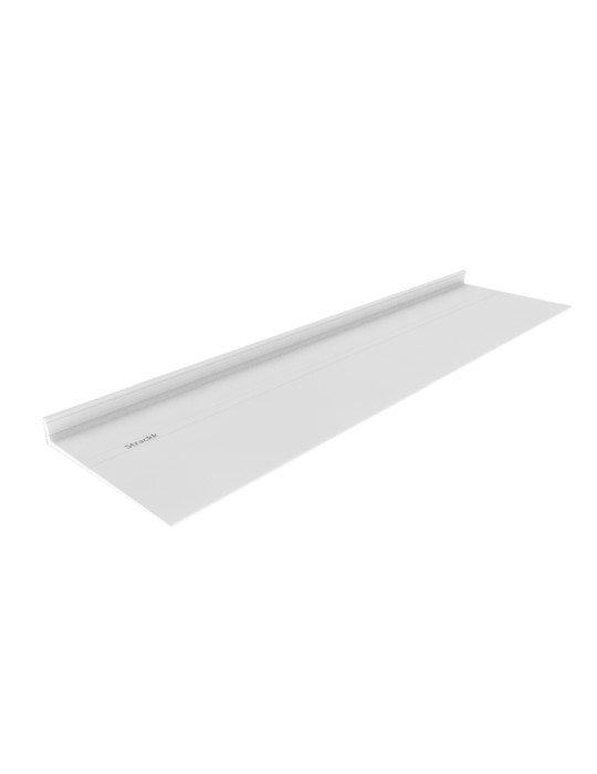 Strackk Wandplank Aluminium