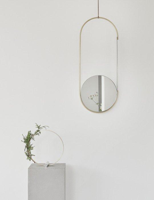 Kristina Dam Studio Mobile mirror