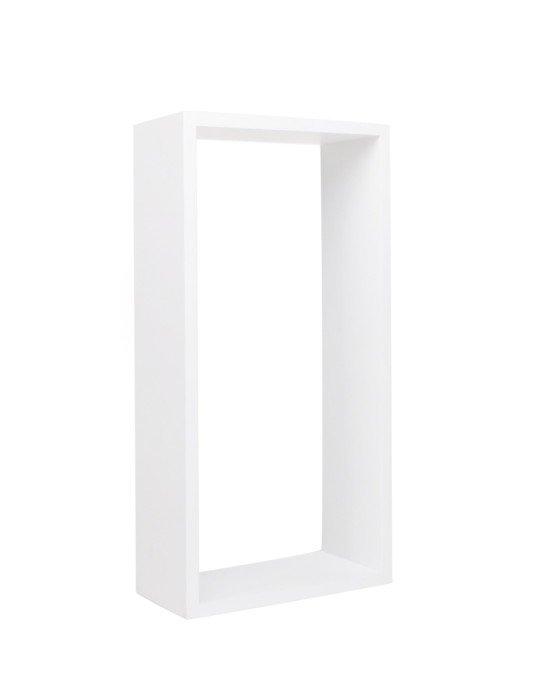 XLBoom Vista Wall Cube White60x30