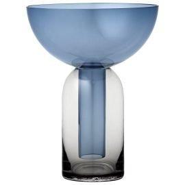 AYTM Torus Vase Navy