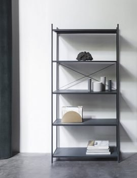 Ferm Living Puctual Donkerblauw
