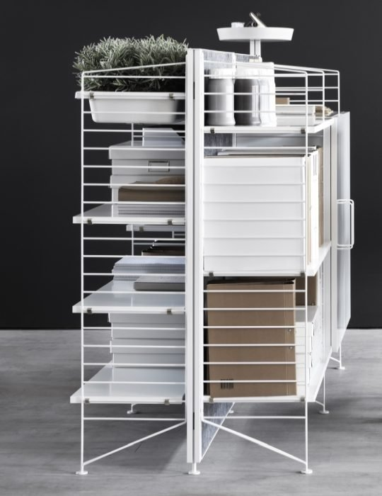 String Freestanding shelf