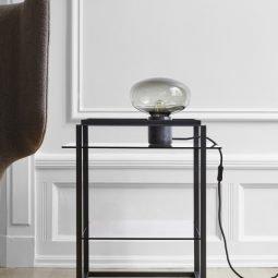 Karl-Johan Table Lamp - Black Marquina