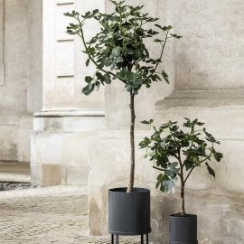 Ferm Living Bau pot dark blue