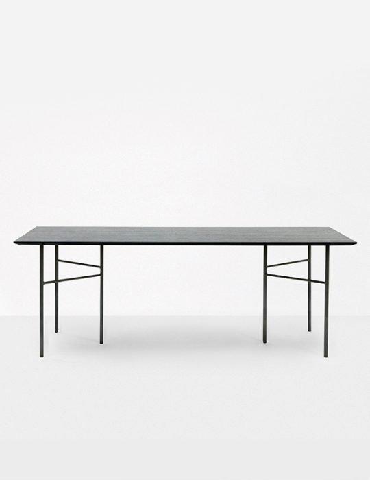 Ferm Living Mingle table legs w68 black