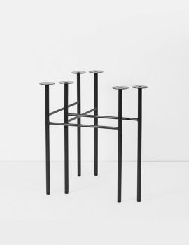 Ferm Living Mingle table legs w68 black