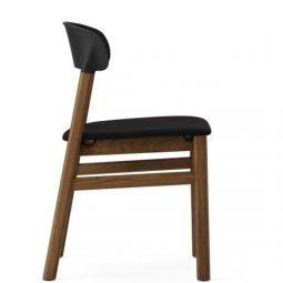 Normann Copenhagen Herit Chair Smoked Oak Black Synergy