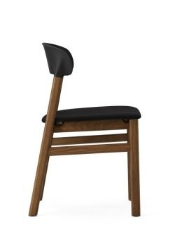 Normann Copenhagen Herit Chair Smoked Oak Black Synergy
