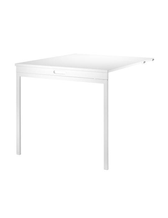 String folding table white