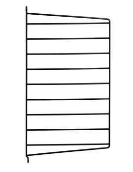 String Wallpanel black