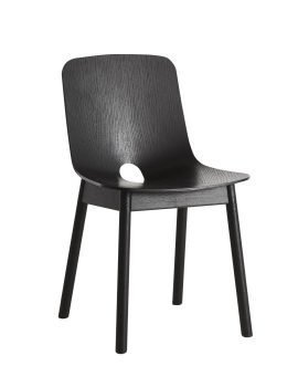 Woud Mono Dining chair black